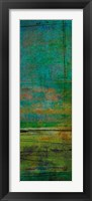 Sea Floor II Framed Print