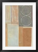 Nickel and Earth II Framed Print