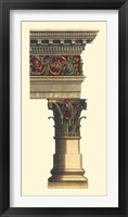 Framed Column & Cornice II