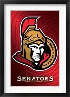 Framed Senators - Logo 12