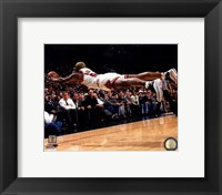 Framed Dennis Rodman Action