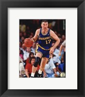 Framed Chris Mullin 1991 Action