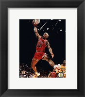 Framed Dennis Rodman 1995-96 Action
