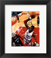 Framed Hakeem Olajuwon 1999 Action