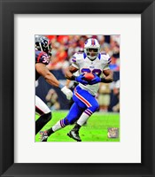 Framed C.J. Spiller 2012 Action