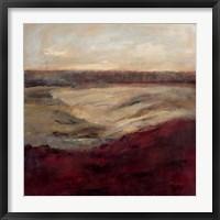 Framed Dunes of Brighton II