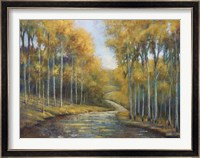 Framed Country Gold