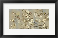 Framed Conversation (Birds, Blossoms and Branches)