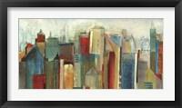 Framed Sunlight City