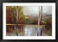 Framed Still  Water