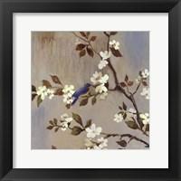 Framed Apple Bloom III ( conversation mini)