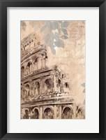 Architectural   Study I Framed Print