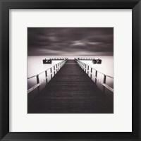 Framed Hamworthy - Mini