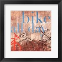 Framed Bike all Day - Mini