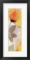Framed Happy Florals I - Mini