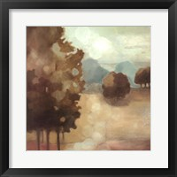 Framed Perry Hill I