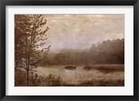 Framed Daybreak II