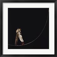 Framed Tango allo specchio (particolare)