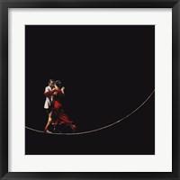 Framed Lungo un Tango (particolare)
