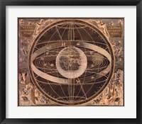 Framed Celestial II