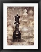 Framed Checkmate I