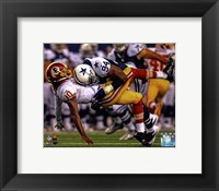 Framed DeMarcus Ware 2012 Action