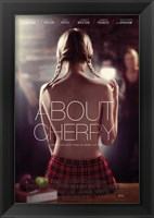 Framed About Cherry