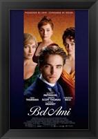 Framed Bel Ami