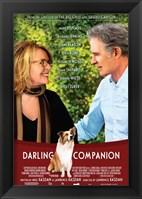 Framed Darling Companion
