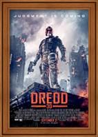 Framed Dredd