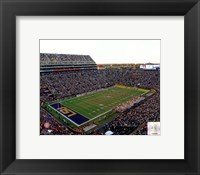 Framed Tiger Stadium Louisiana State University Tigers 2012
