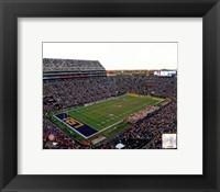 Framed Tiger Stadium Louisiana State University Tigers 2012