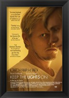Framed Keep the Lights On
