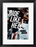 Framed Premium Rush