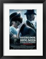 Framed Sherlock Holmes A Game of Shadows A