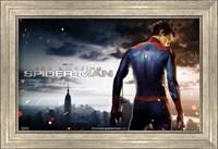 Framed Amazing Spider-Man (unmasked)