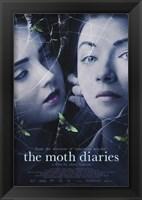 Framed Moth Diaries
