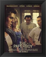 Framed Paperboy
