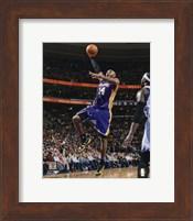 Framed Kobe Bryant 2012-13 Action