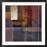 Theory in Color Framed Print