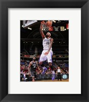 Framed DeMarcus Cousins 2012-13 Action