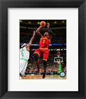 Framed Dion Waiters Shooting The Basketball