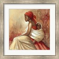 Framed Beauty of Love II