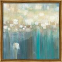 Framed Aqua Light