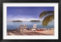 Framed April in Paradise II
