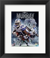 Framed DeMarco Murray 2013 Portrait Plus