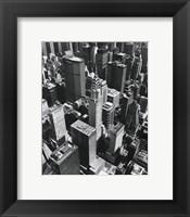 Framed Chrysler Building
