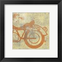 Framed Motorcycle II