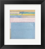 Framed Ocean Park 116, 1979