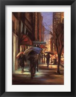 Framed Fifty-Seventh Street